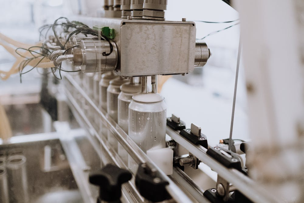 Canning machine manufacturer expended due to grant funding